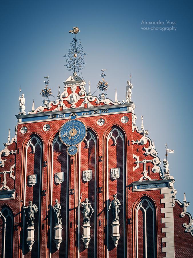 Riga – House of the Blackheads