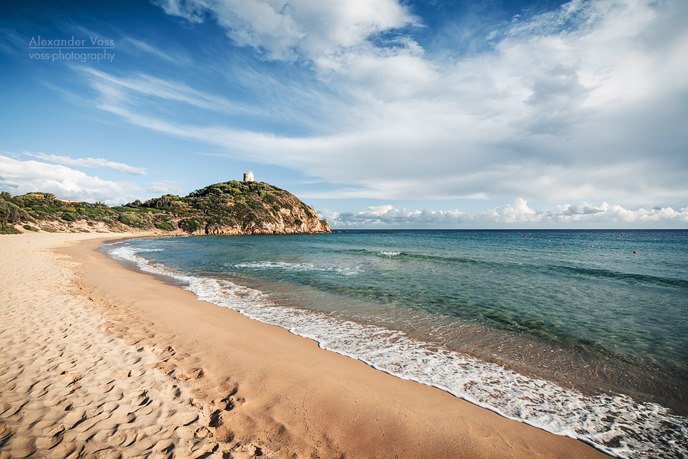 Sardinia – Chia / Costa del Sud