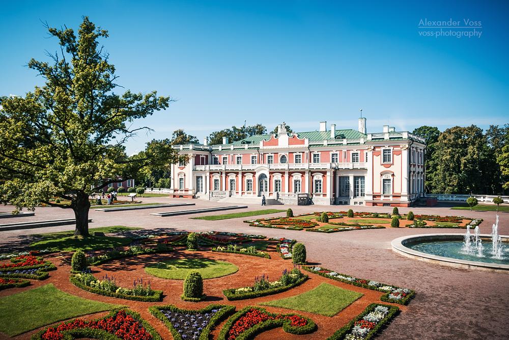 Tallinn – Kadriorg Palace