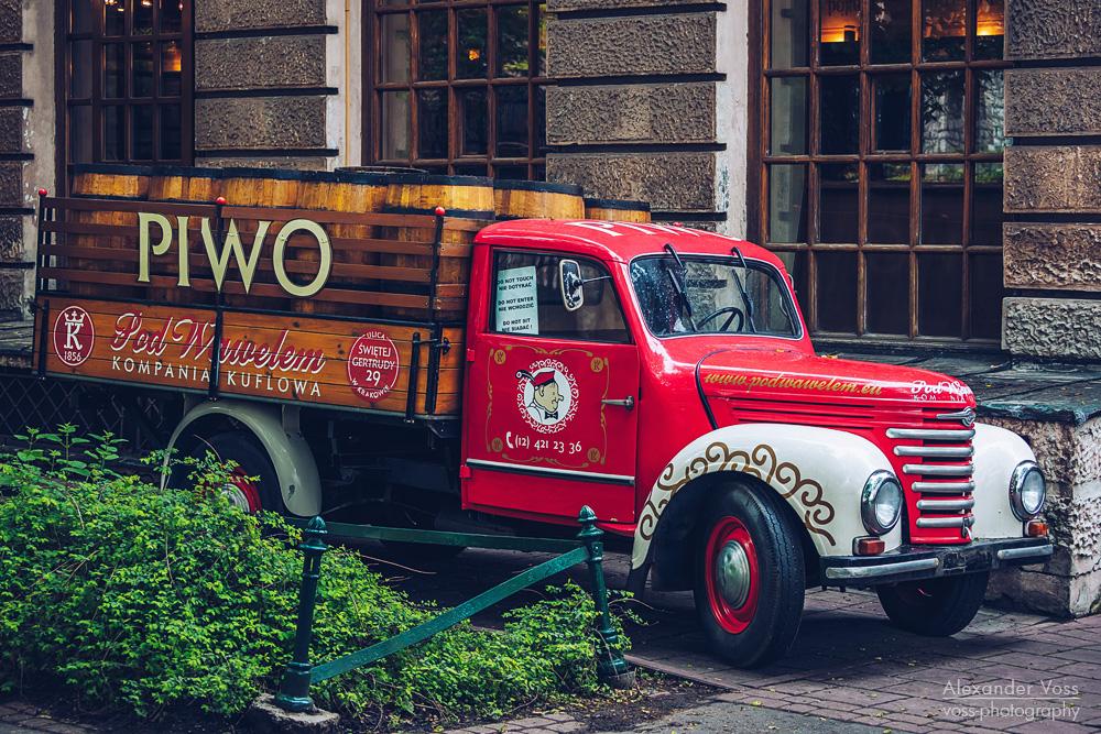 Kraków – Piwo