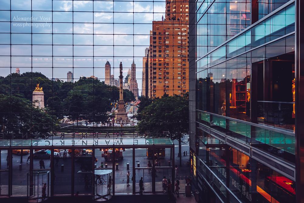 New York – Columbus Circle