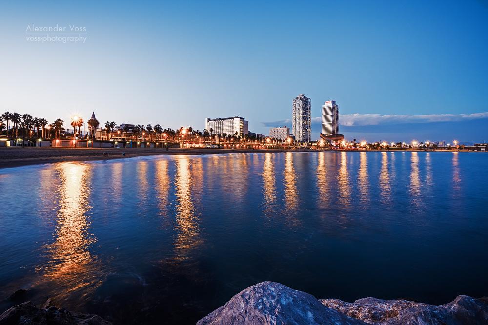 Barcelona – La Barceloneta / Somorrostro Beach
