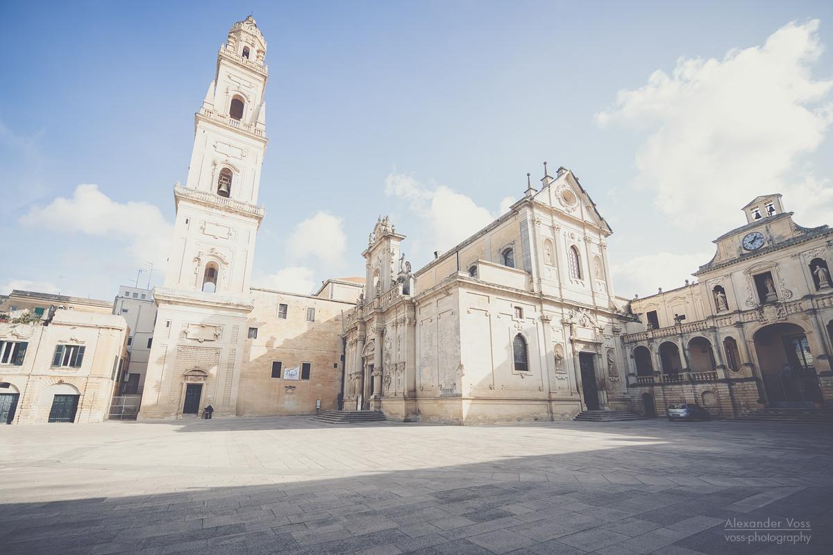 Lecce – Piazza del Duomo