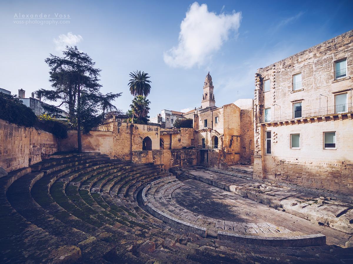 Lecce – Roman Theatre